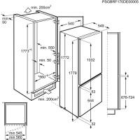 ELECTROLUX ENN2800BOW